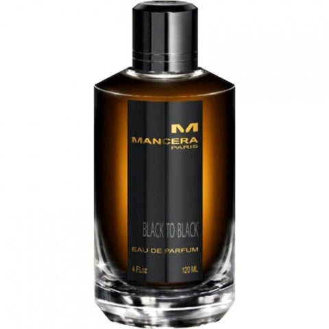 Mancera Black to Black 120ml EDP for Men and Women
