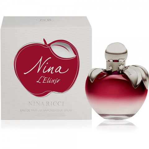 Nina Ricci L'Elixir EDP 80ml For Women