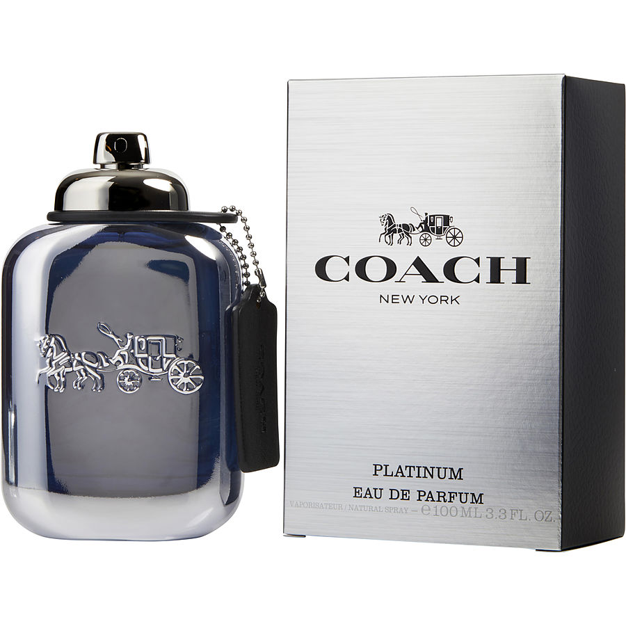 Coach Platinum 100ml EDP for Men