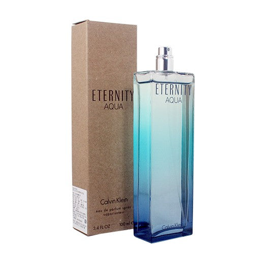 Calvin Klein Eternity Aqua Women 100ml EDT (Without Cap)