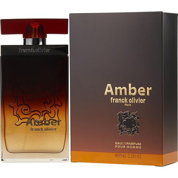 Franck Olivier Amber EDP 75ml for Men