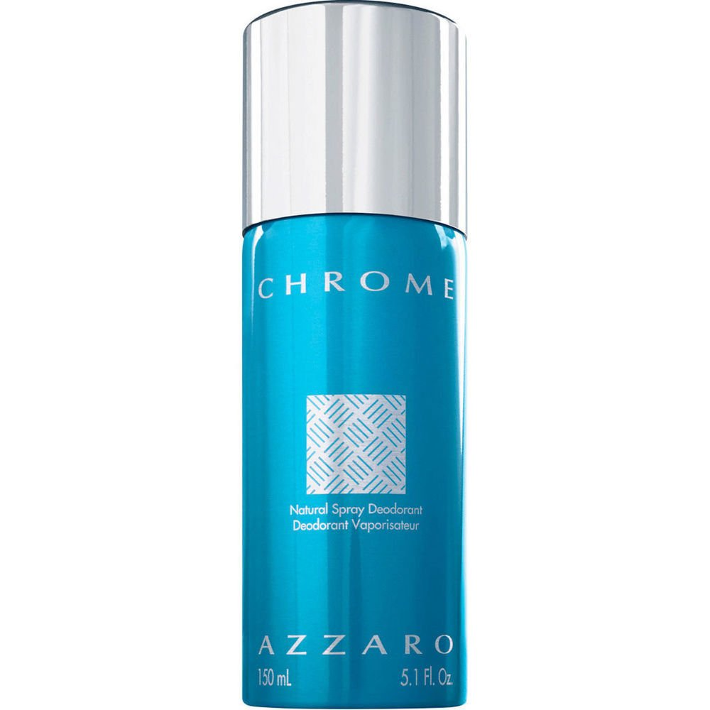 Azzaro Chrome Deodorant 150ml For Men