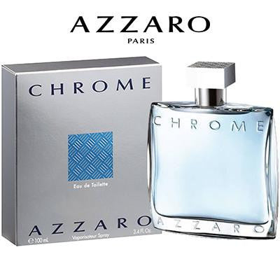 Azzaro Chrome EDT 100ml for Men