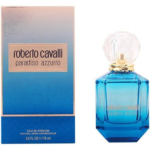 Roberto Cavalli Paradiso Azzurro EDP 75ml for Women