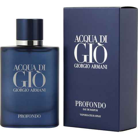 Acqua Di Gio Profondo Cologne 75ml EDP for Men