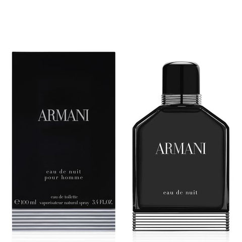 Giorgio Armani Eau de Nuit EDT 100ml for Men