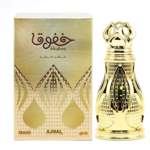 Ajmal Khofooq 18ml Attar Perfume for Men & Women