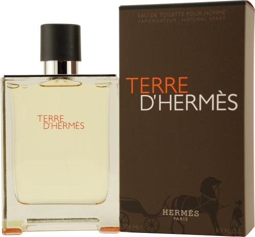 Terre D'Hermes EDT 200ml Perfume for Men