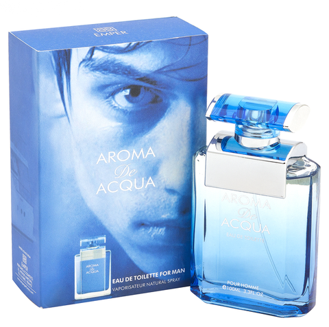 Emper Aroma De Acqua 100ml EDT for Men