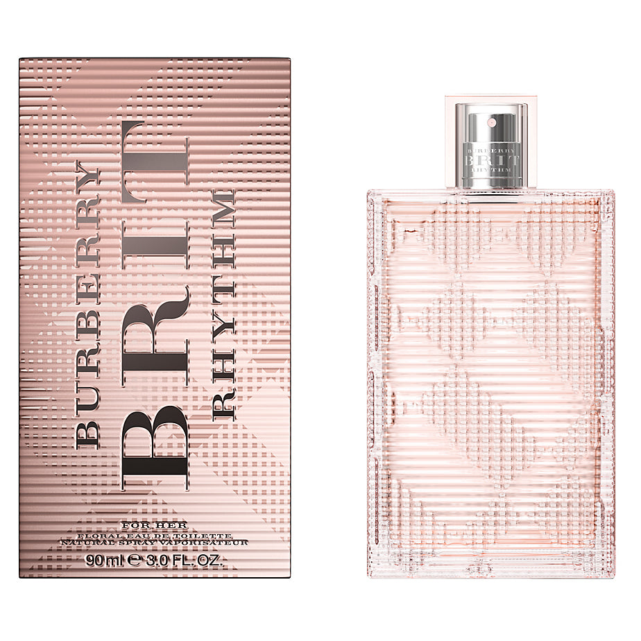 Burberry Brit Rhythm for Her Floral EDT 90ml Women Perfume