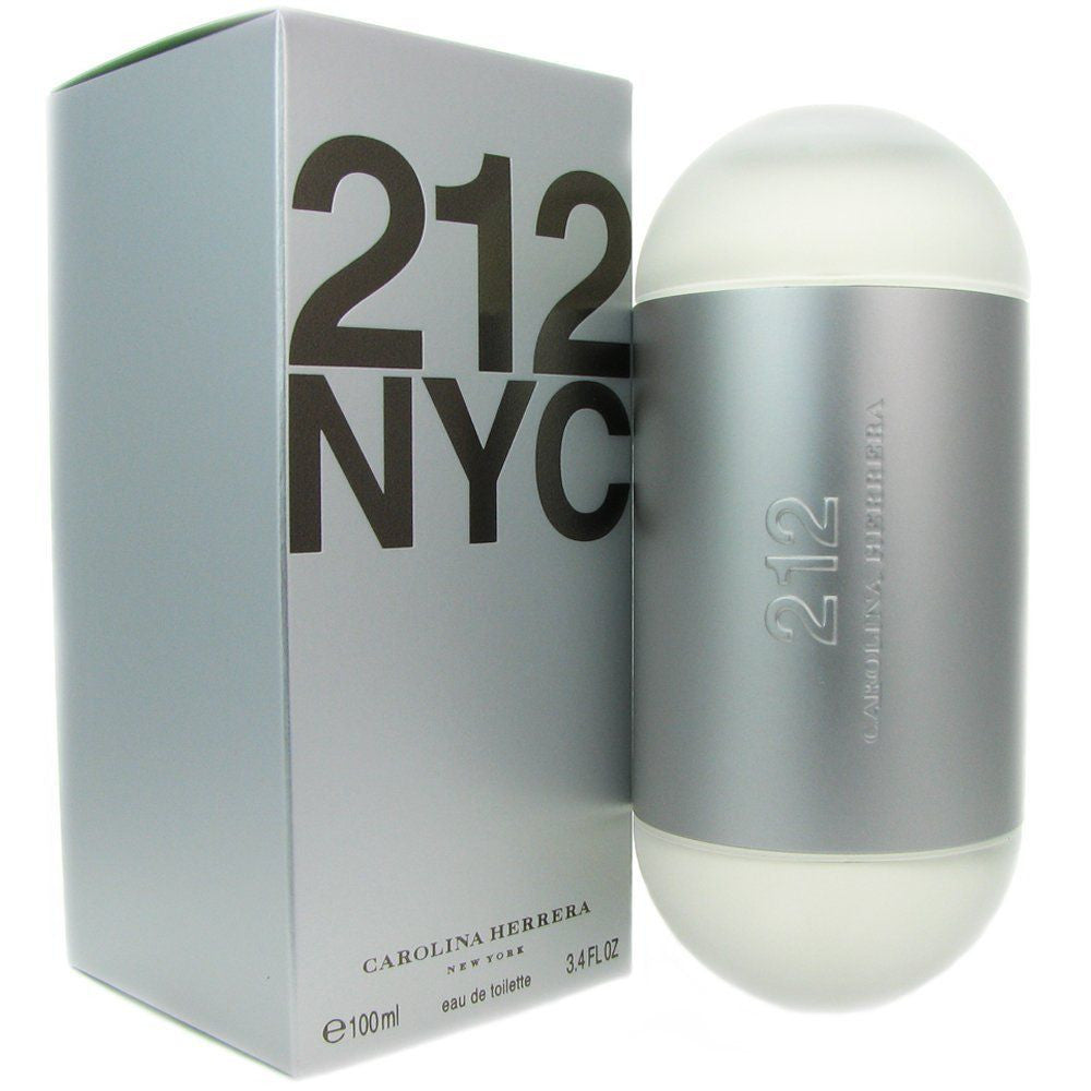 Carolina Herrera 212 NYC Women EDT 100ml