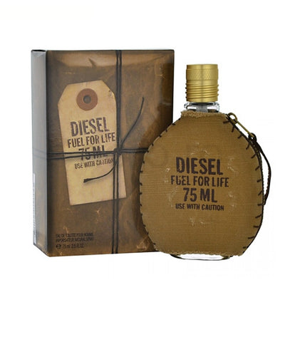 Diesel Fuel for Life EDT 75ml for Men