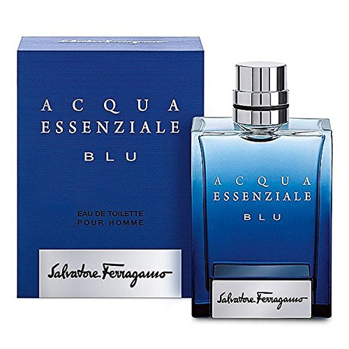 Salvatore Ferragamo Acqua Essenziale Blu 100ml EDT for Men