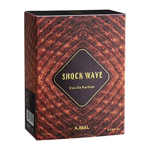 Ajmal Shock Wave EDP 100ml for Men