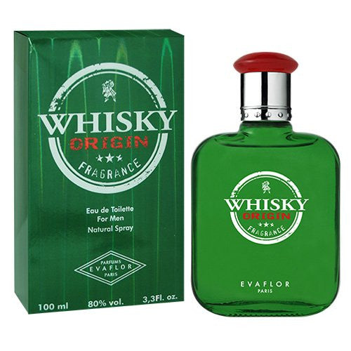 Evaflor Whisky Origin EDT 100ml For Men
