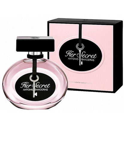 Antonio Banderas Her Secret EDT 80ml for Women Online India