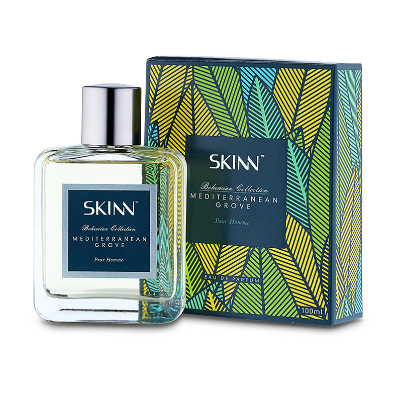 Titan Skinn Mediterranean Grove EDP 100ml for Men