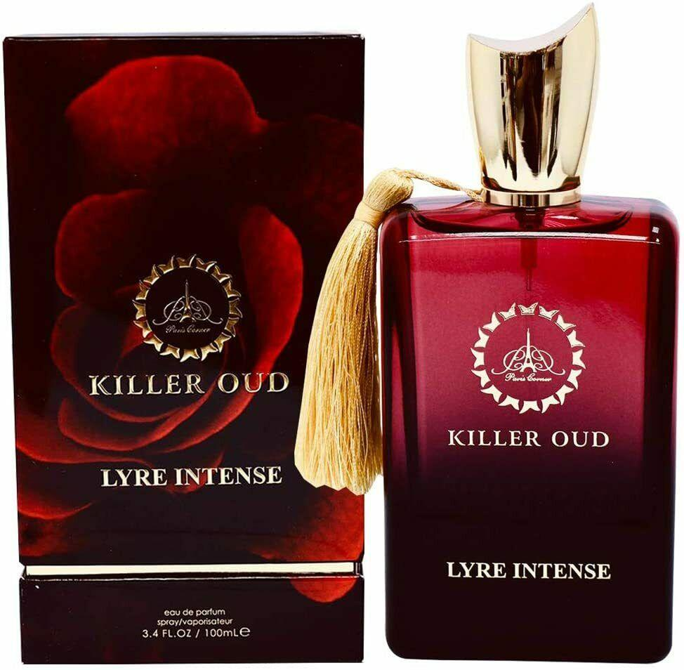 Paris Corner Killer Oud Lyre EDP 100ml for Men an Women