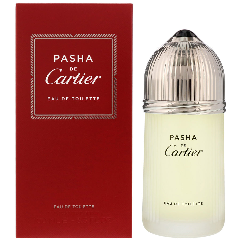Cartier Pasha De Cartier EDT 100ml for Men