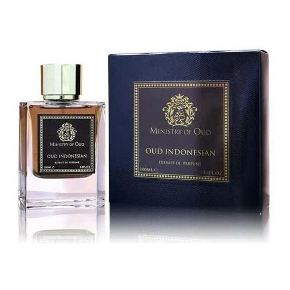 Oud Indonesian by Ministry of Oud 100ml EDP for Men and Women by Paris Corner