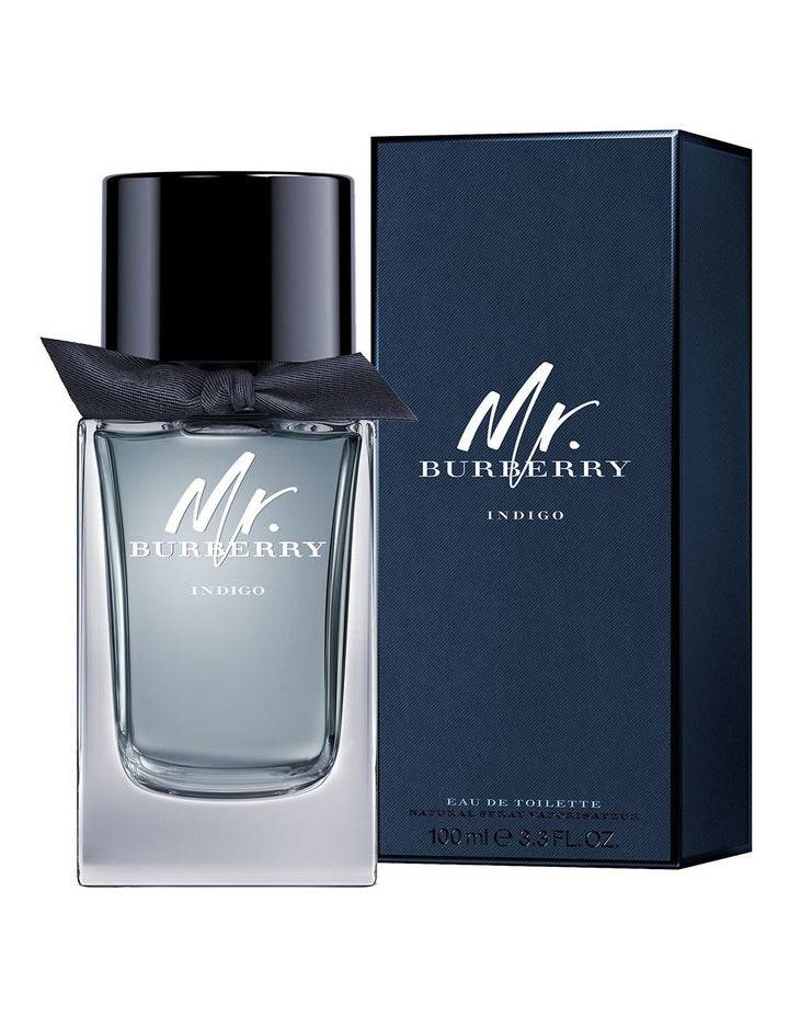 Mr Burberry Indigo EDT 100ml for Men
