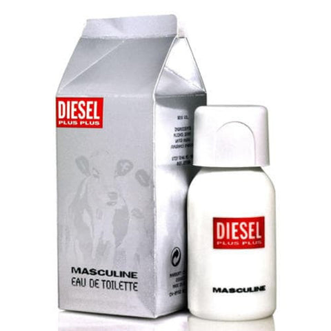 Diesel Plus Plus Masculine EDT 75ml for Men
