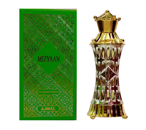 Ajmal Mizyaan Perfume Attar 14ml for Women & Men