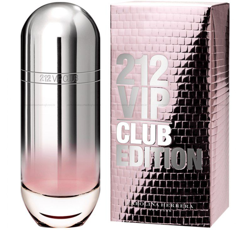 Carolina Herrera 212 VIP Club Edition EDT 80ml for Women