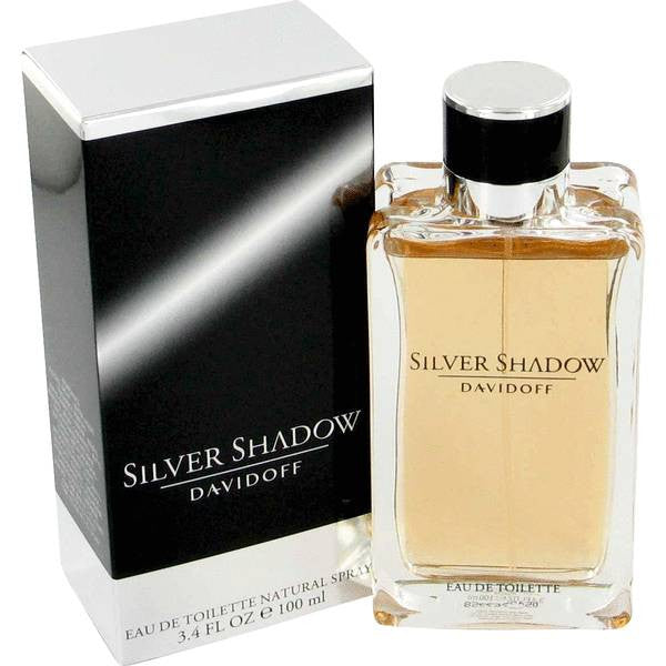 Davidoff Silver Shadow EDT 100ml for Men