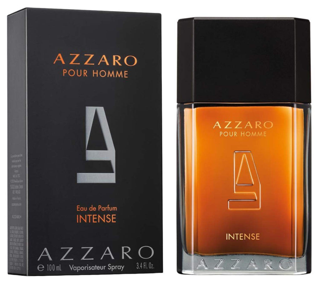 Azzaro Pour Homme Intense 100ml EDP for Men