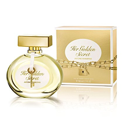 Antonio Banderas Her Golden Secret EDT 80ml for Women Online India