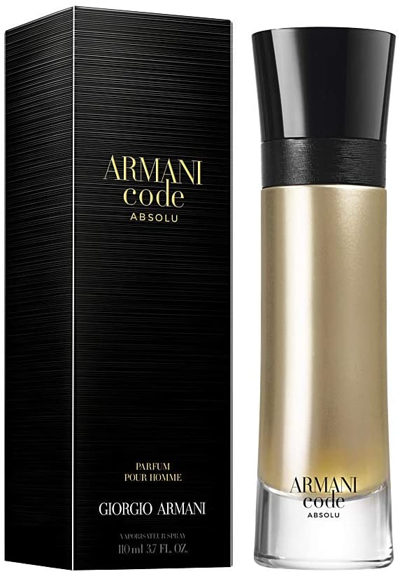 Armani Code Absolu 110ml EDP for Men