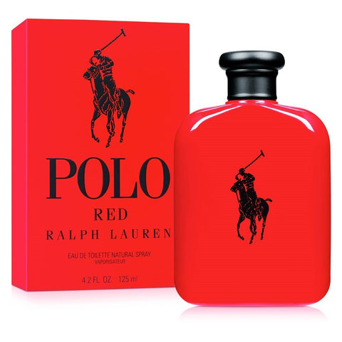 Ralph Lauren Polo Red EDT 125ml for Men