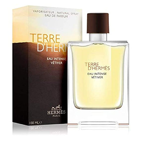 Terre D'Hermes Eau Intense Vetiver 100ml EDP for Men