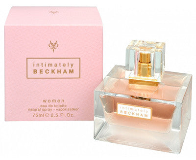 David Beckham Intimately EDT 75ml For Women