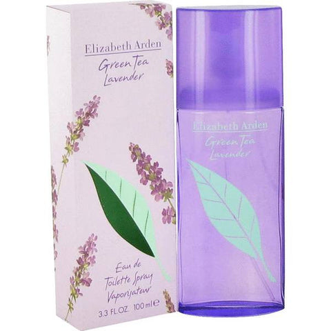 Elizabeth Arden Green Tea Lavender EDT 100ml For Women