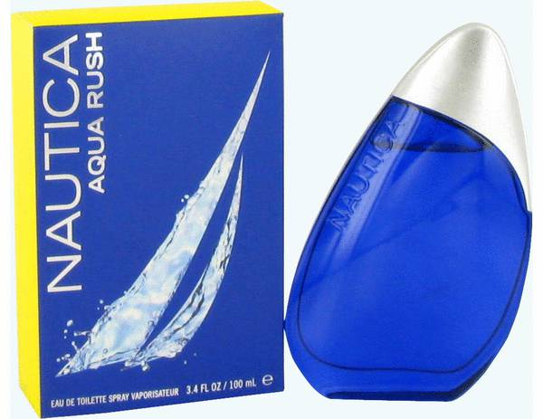 Nautica Aqua Rush Perfume EDT 100ml for Men