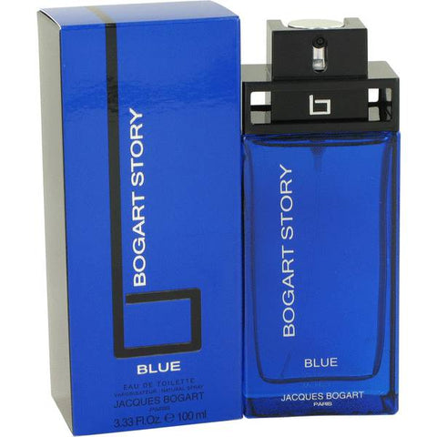 Jacques Bogart Story Blue EDT 100ml for Men