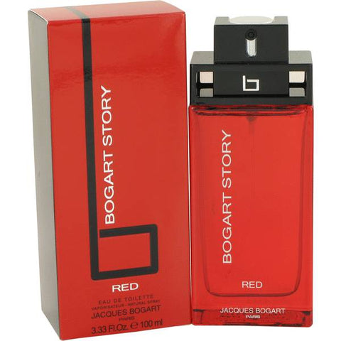 Jacques Bogart Story Red EDT 100ml for Men