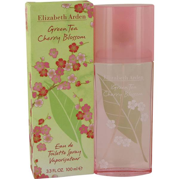 Elizabeth Arden Green Tea Cherry Blossom EDT 100ml for Women