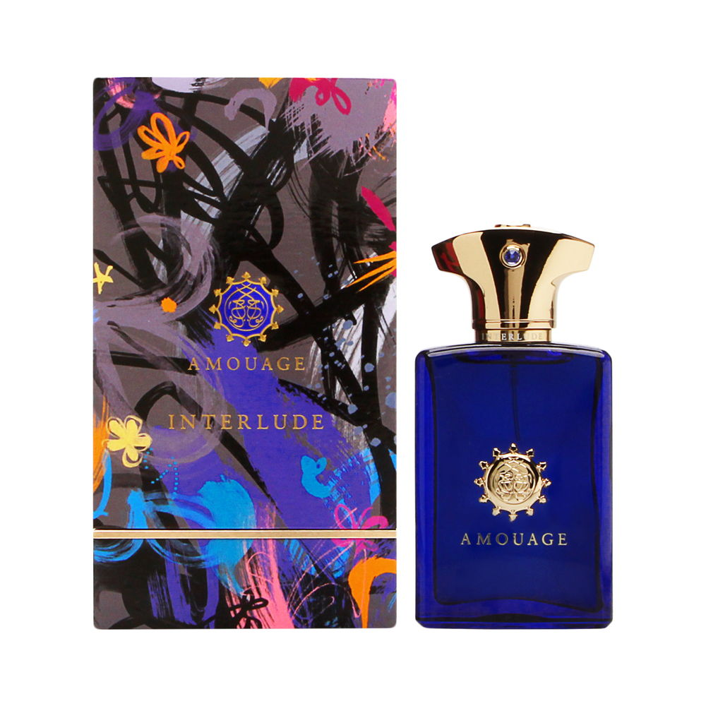 Amouage Interlude EDP 100ml for Men