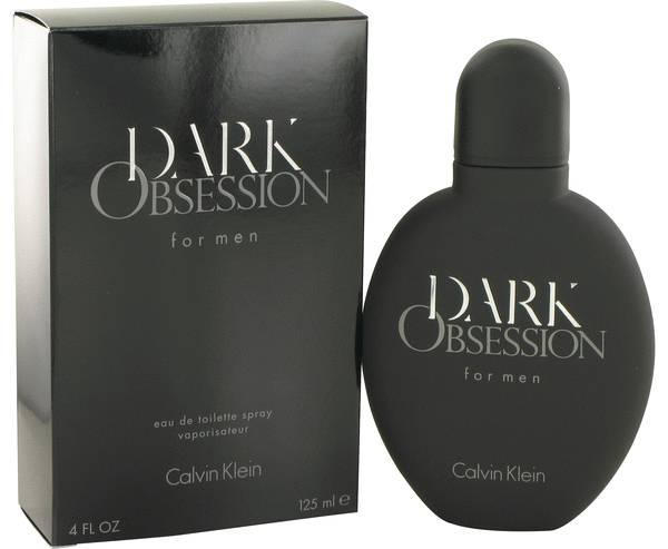 Calvin Klein Dark obsession 125ml EDT for Men