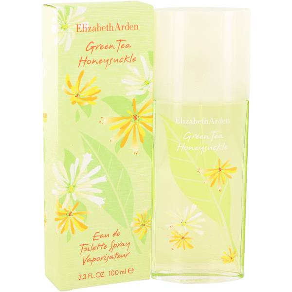 Elizabeth Arden Green Tea Honeysuckle EDT 100ml for Women