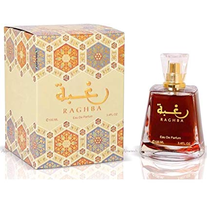 Lattafa Raghba EDP 100ml for Men and Women
