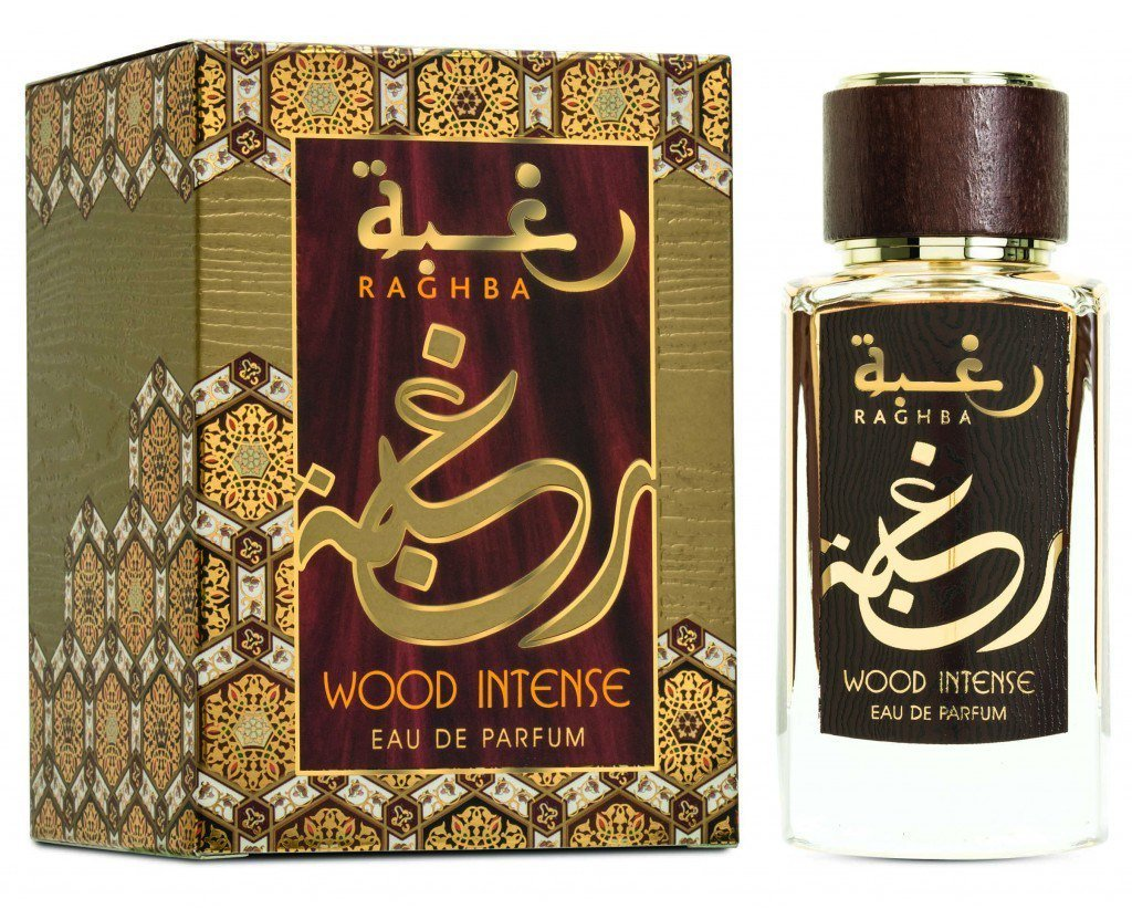 Lattafa Raghba Wood Intense 100ml EDP for Men