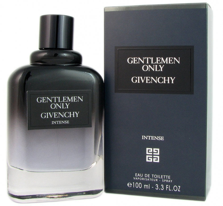 Givenchy Gentleman Only Intense EDT 100ml for Men