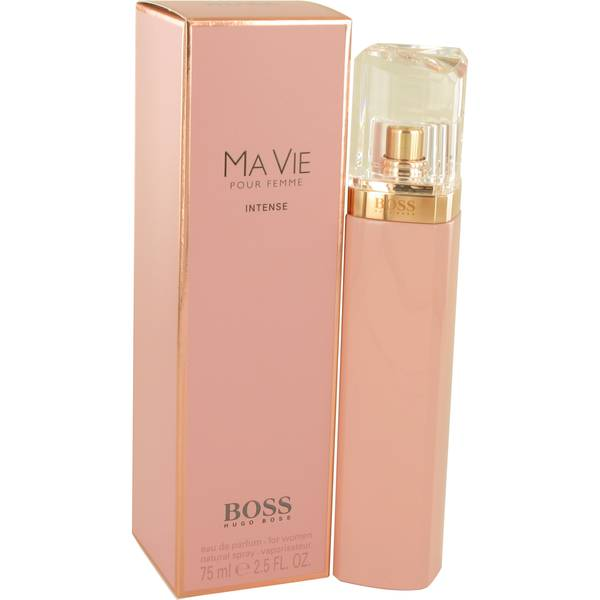 Hugo Boss Ma Vie Intense 75ml Eau De Parfum for Women
