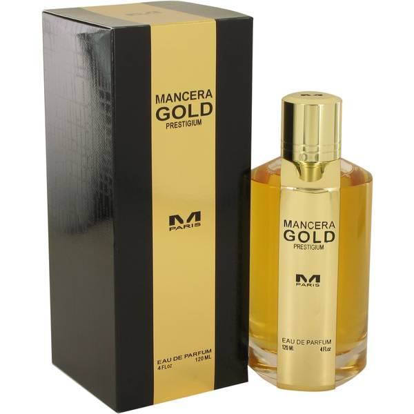Mancera Gold Prestigium 120ml EDP for Men and Women