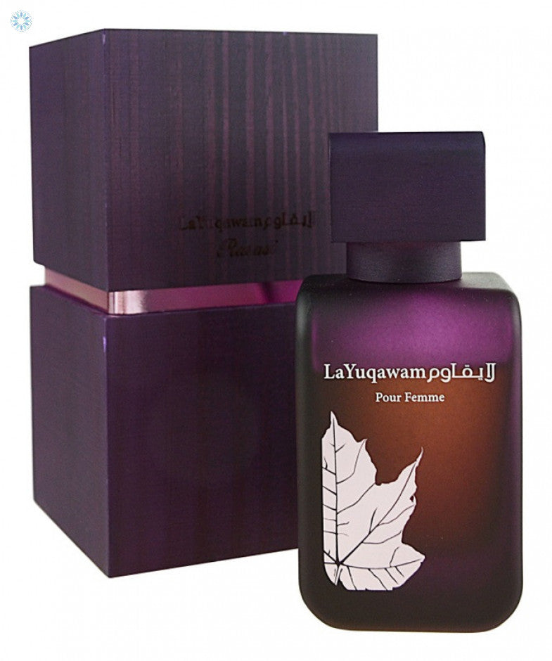 Rasasi La Yuqawam Femme 75ml EDP for Women