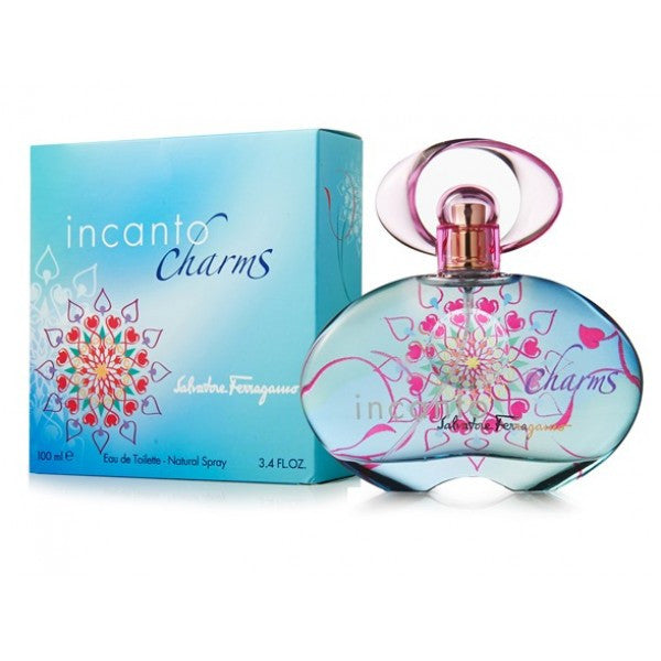 Salvatore Ferragamo Incanto Charms EDT 100ml for Women